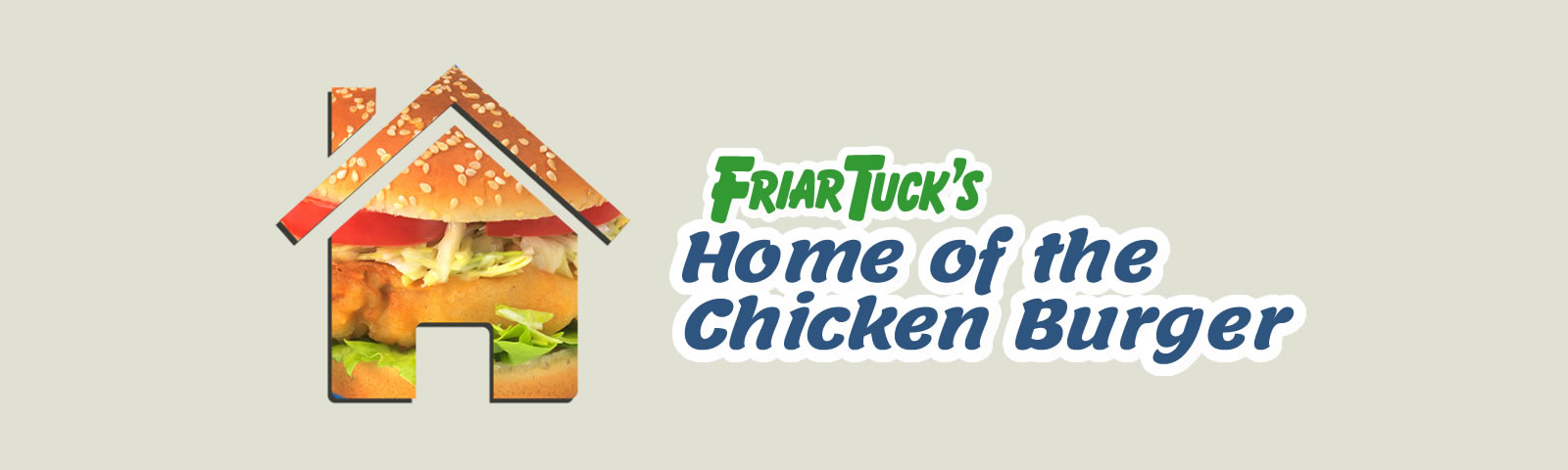 Chicken Burger Banner